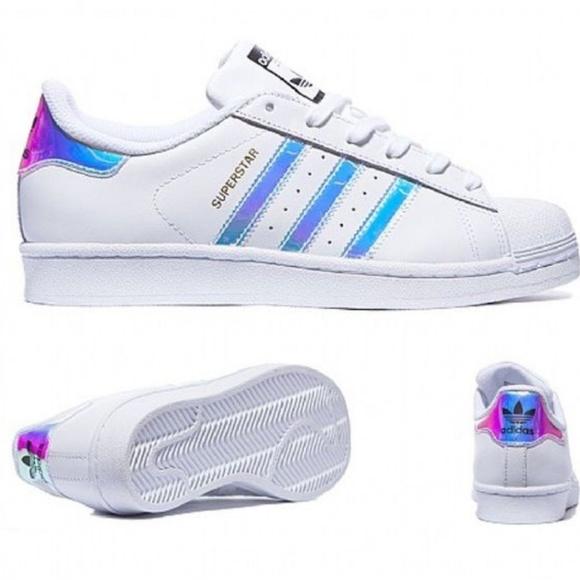 Adidas Poshmark ShoesSuperstar Tennis Adidas Holographic Holographic ShoesSuperstar dxeoWQrCB